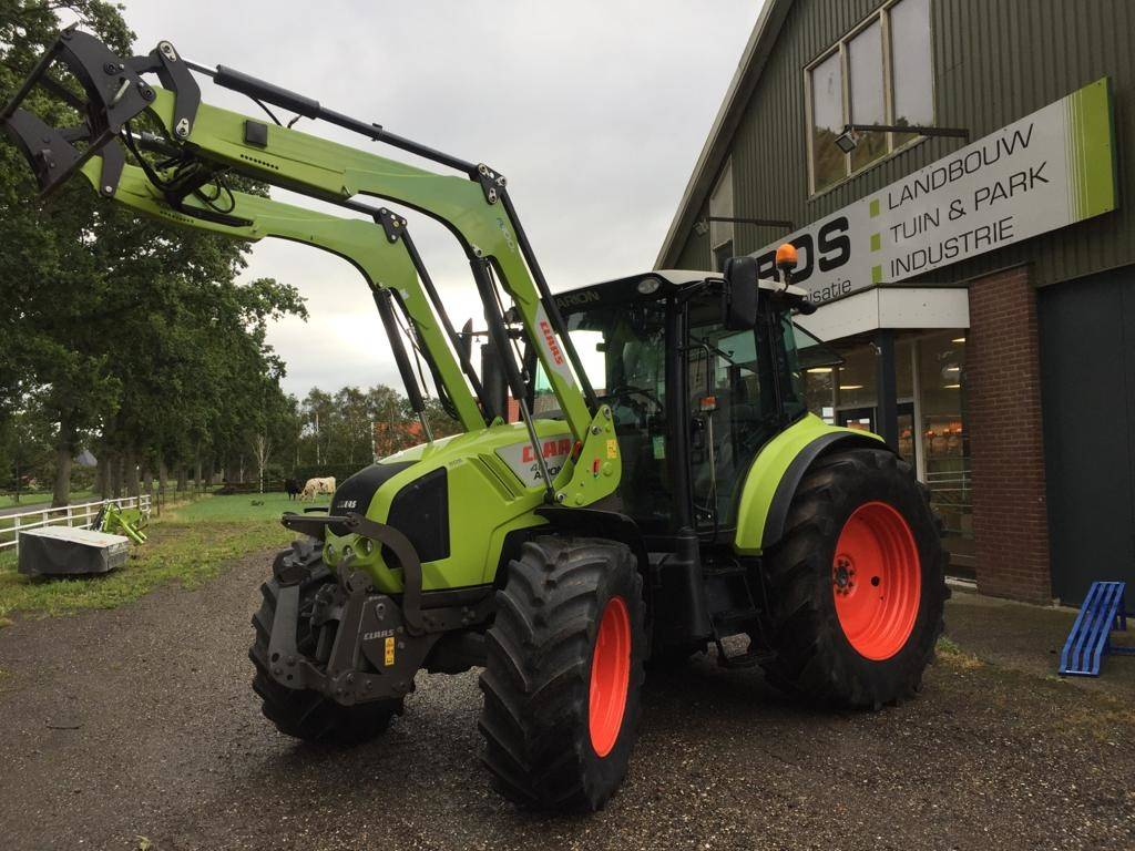 CLAAS Arion 410 CIS, Tractors, Agriculture