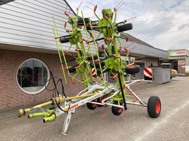 CLAAS Volto 1100 T, Rakes and tedders, Agriculture