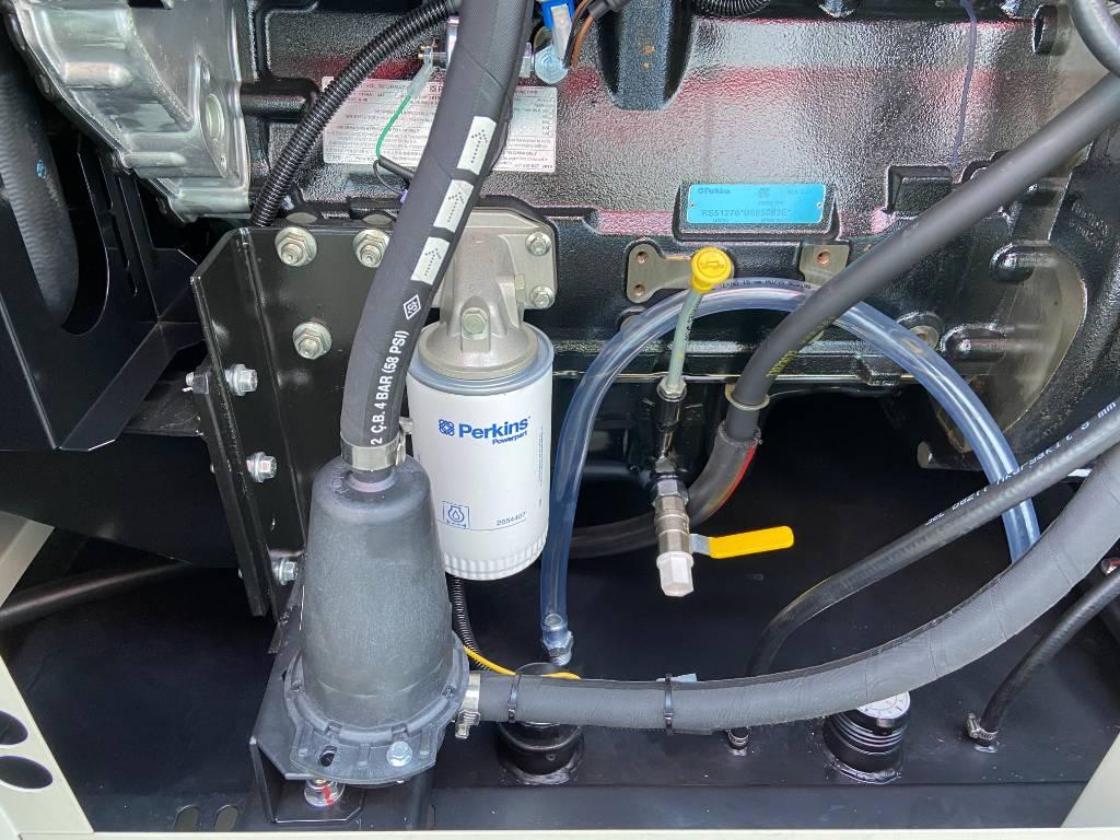 Perkins 1104-44TG1 - 72 kVA Generator - DPX-15704, Diesel generatoren, Bouw