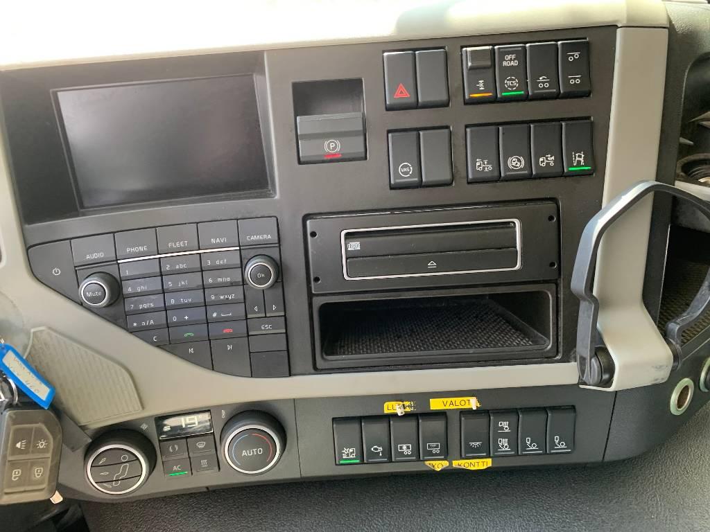 Volvo FM 460 6x2 Alusta, Kuorma-autoalustat, Kuljetuskalusto