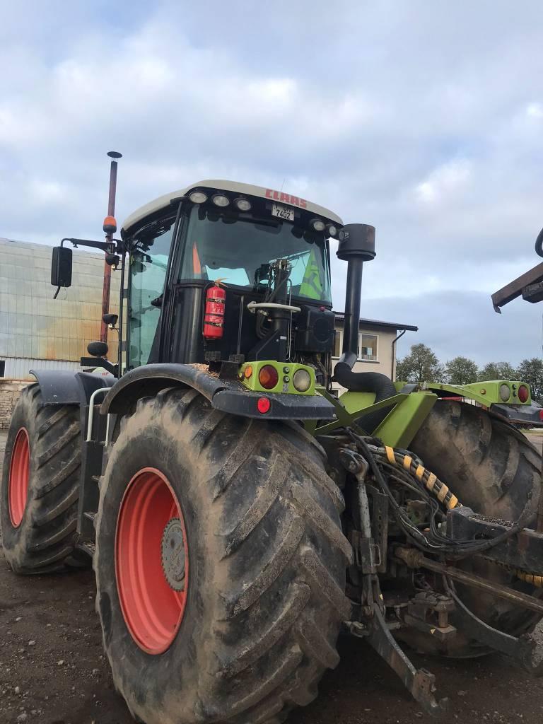 CLAAS Xerion 3800, Traktori, Lauksaimniecība