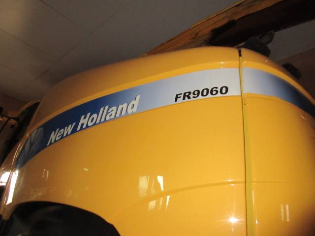 New Holland FR 9060, Foragers, Agriculture