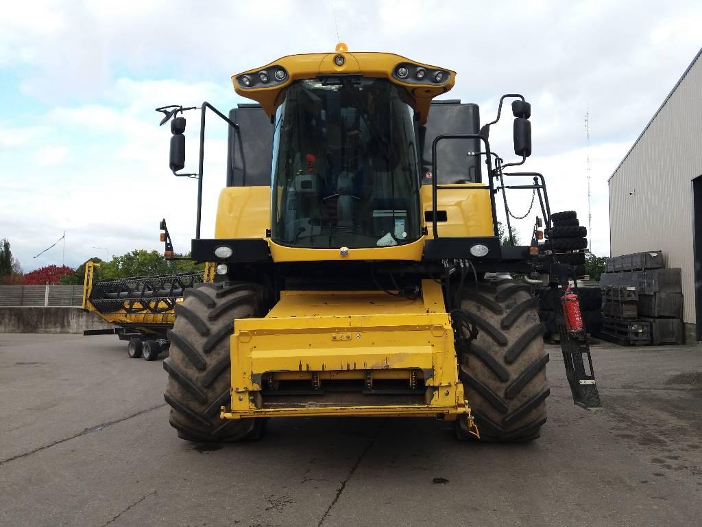 New Holland CX 6090, Kombainid, Põllumajandus