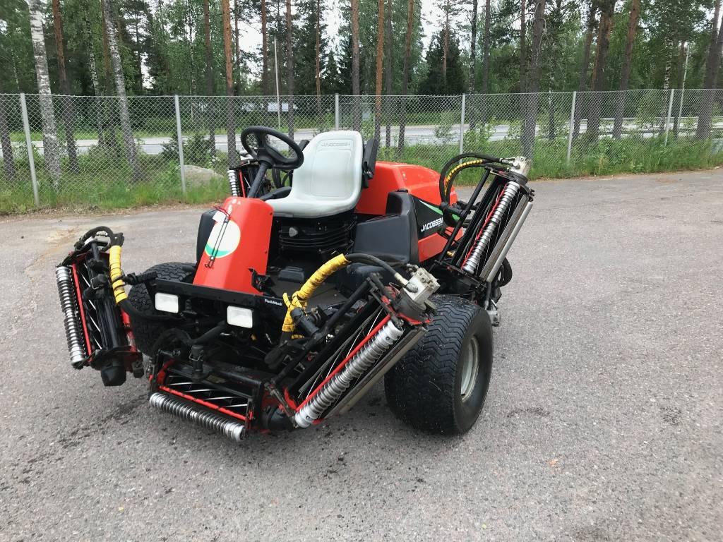 Jacobsen LF4677, Väyläleikkuri, Ympäristökoneet