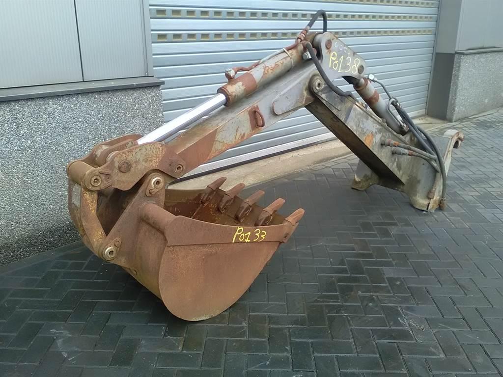 Ahlmann S200 - Excavator arm/Bagger arm/Graafarm