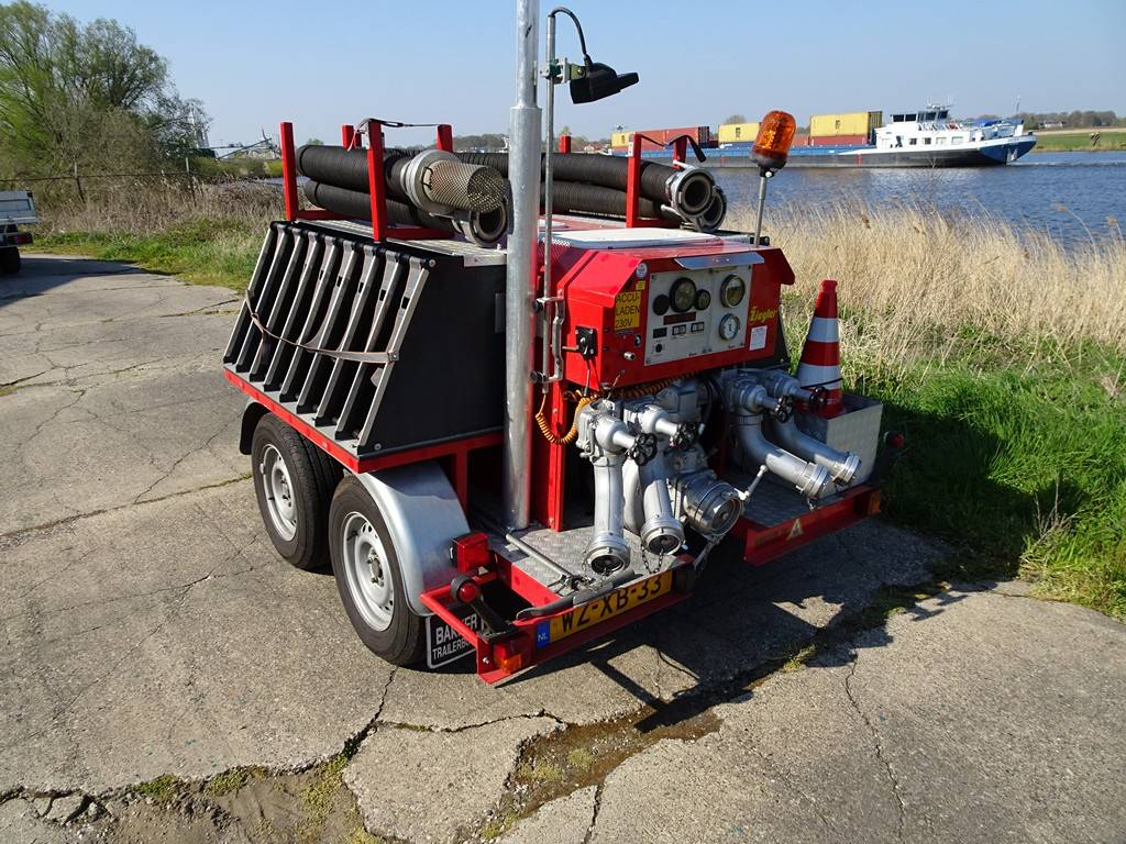 MSA Ziegler 6 cil 3000/10, Fire trucks, Transportation