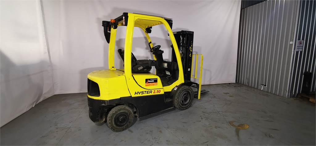 Hyster H 2.50 FT, Diesel counterbalance Forklifts, Material Handling