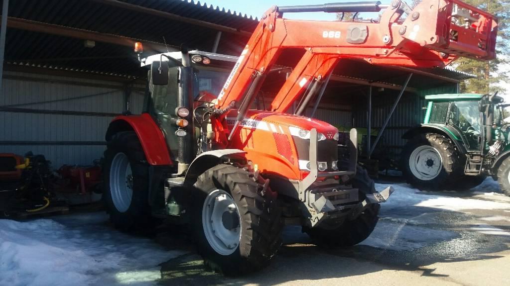 Massey Ferguson 7615 DYNA 6, Traktorid, Põllumajandus