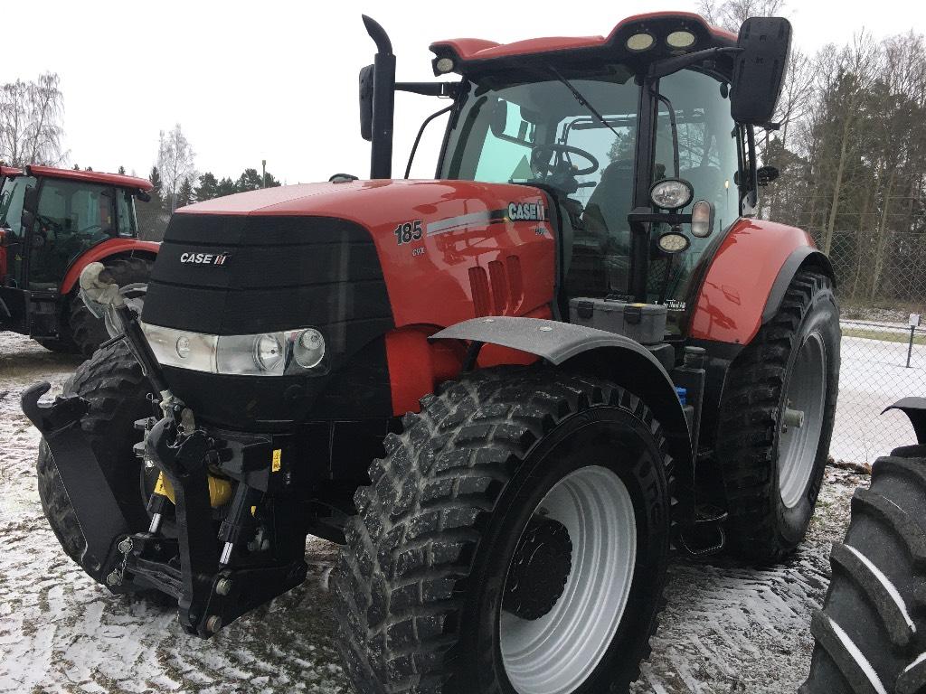 Case IH Puma 185 CVX FLP, Traktorer, Lantbruk