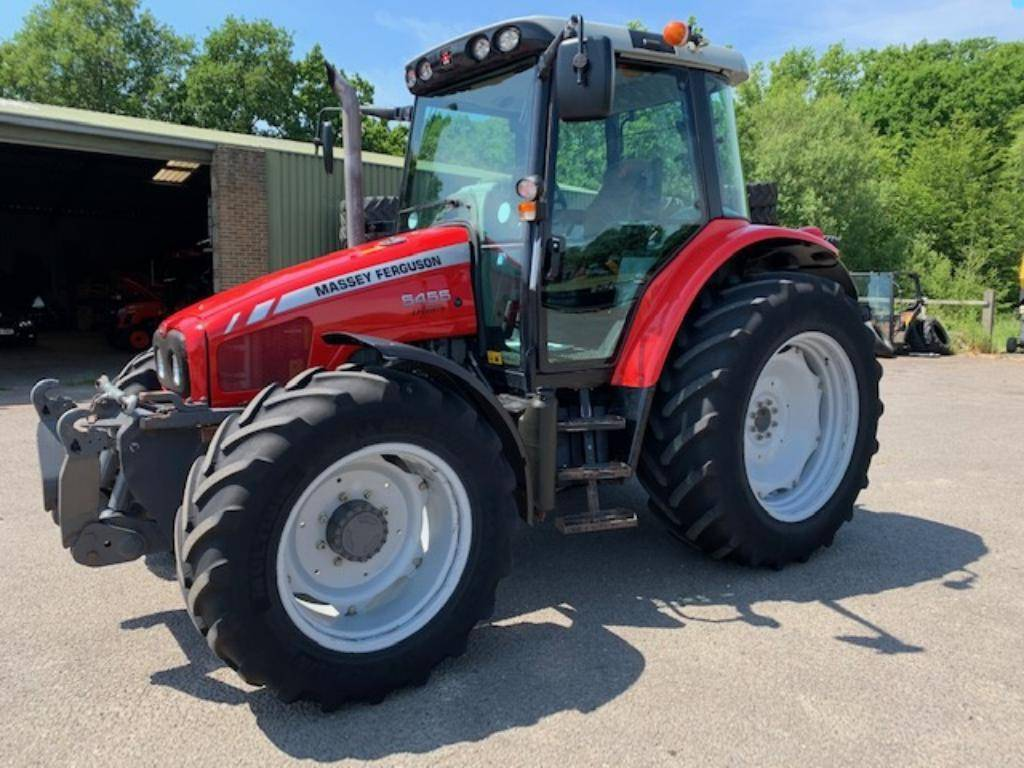 Massey Ferguson 5455 DYNA 4, Tractors, Agriculture