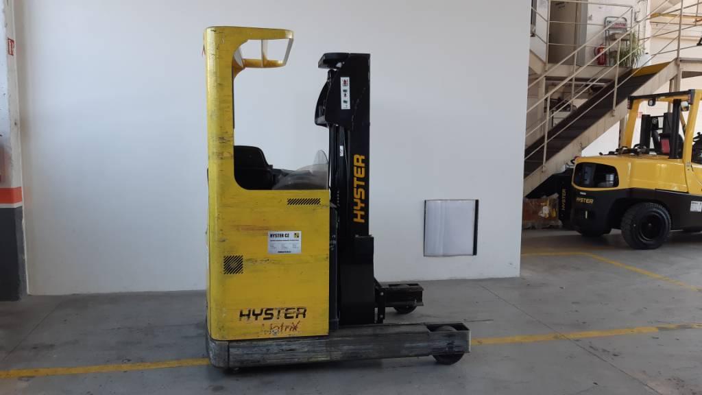 Hyster R1.4, Reach Trucks, Material Handling