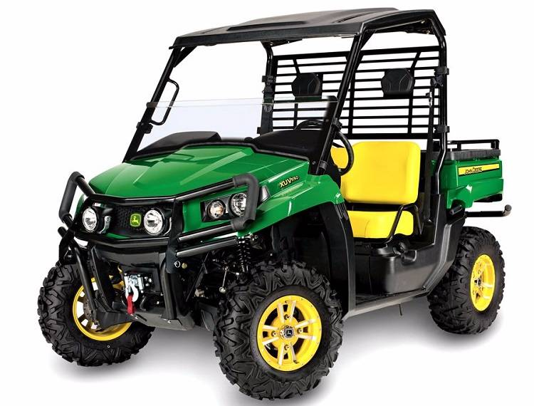 John Deere Gator Prices >> Used John Deere Gator utility machines Year: 2017 for sale - Mascus USA