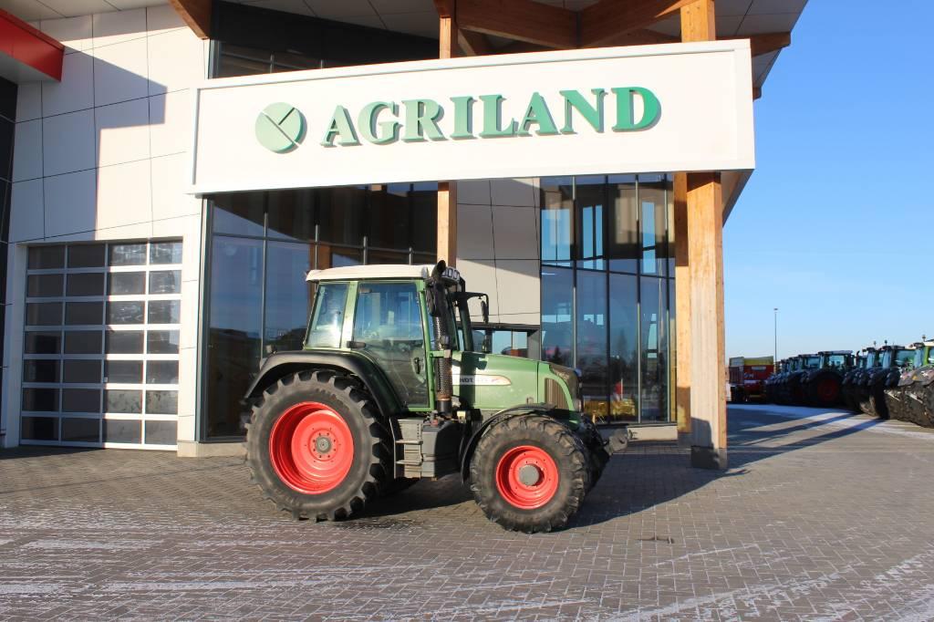 Fendt 413 Vario TMS, Traktorid, Põllumajandus
