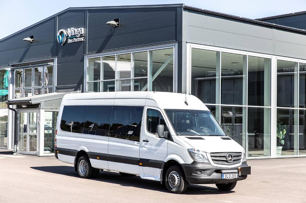 Mercedes-Benz Sprinter 516 CDI, Minibussar, Transportfordon