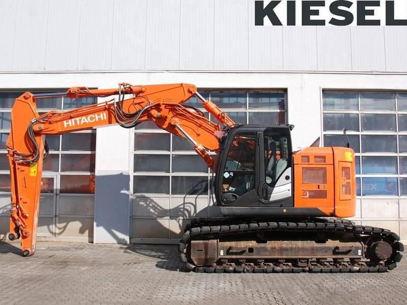 Hitachi ZX 225 US LC-5, Crawler Excavators, Construction Equipment