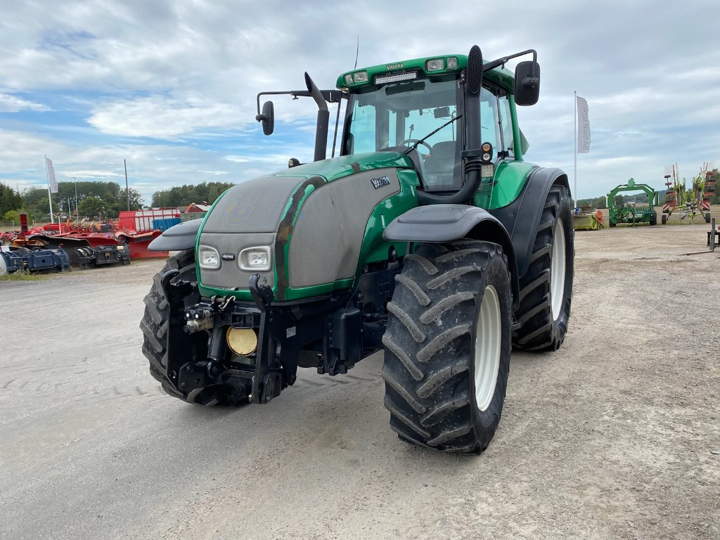 Valtra T190 FLP fj.axel, Traktorer, Lantbruk