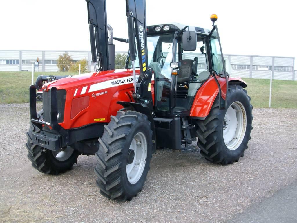 Massey Ferguson 5465, Traktorer, Lantbruk