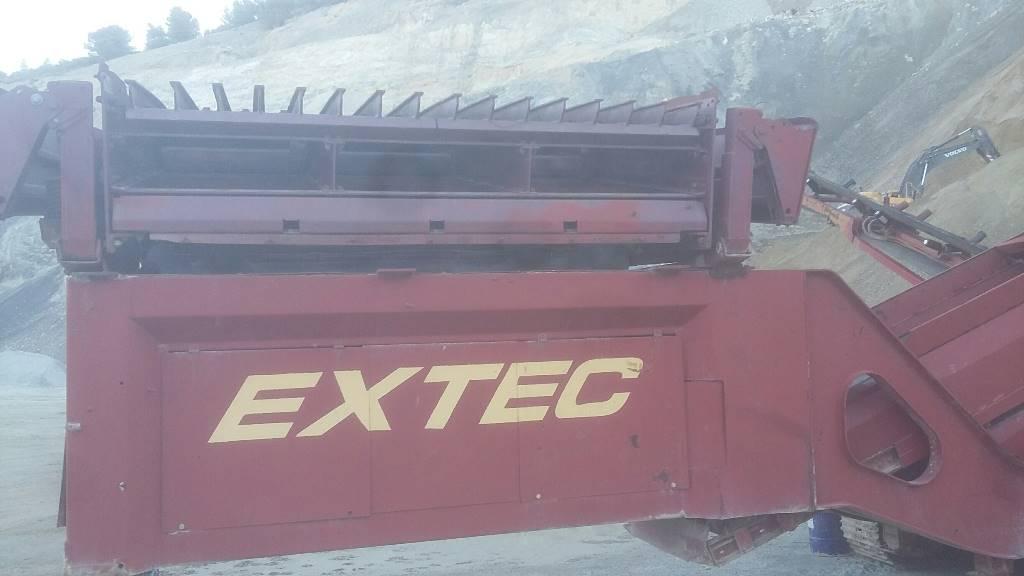 Extec S5, Mobile screeners, Construction Equipment