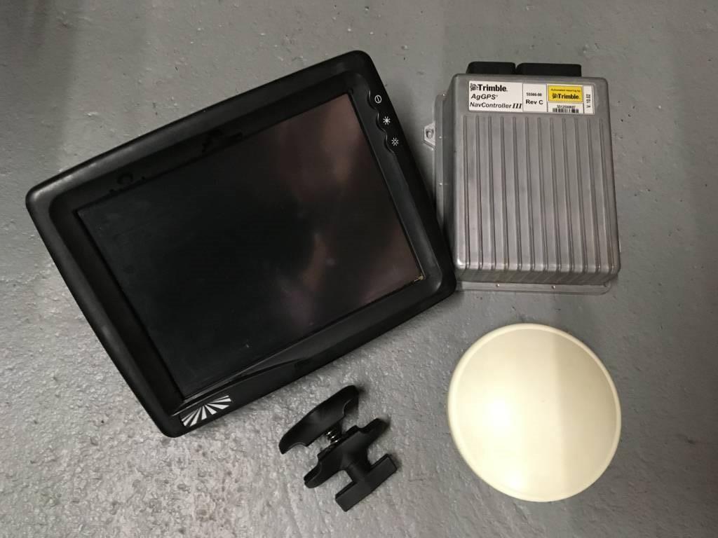 Trimble GPS set FM1000, GPS, Landbouw