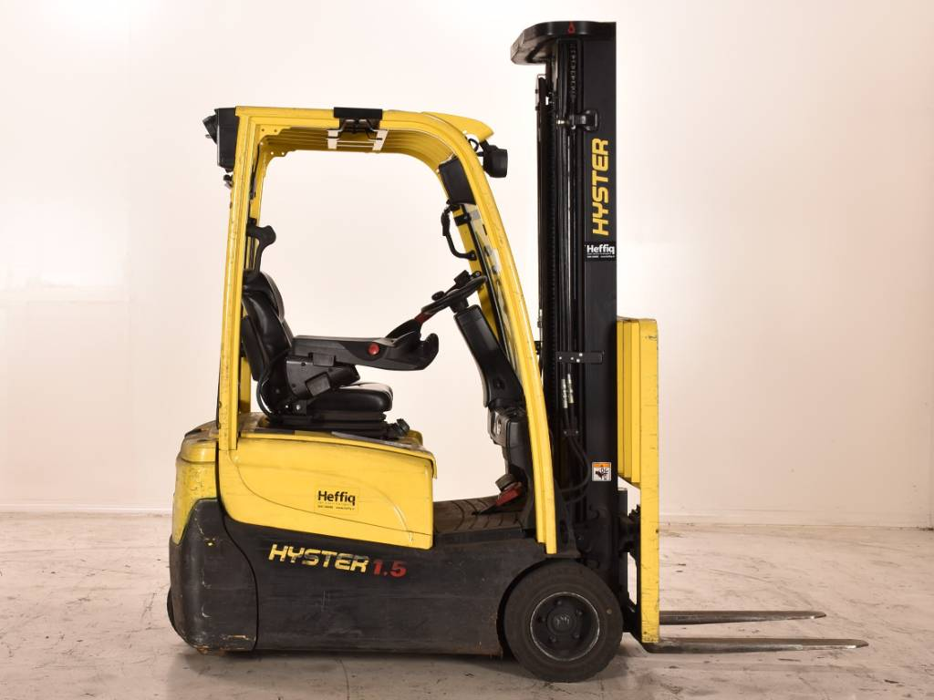 Hyster J1.5 XNT SWB, Electric counterbalance Forklifts, Material Handling