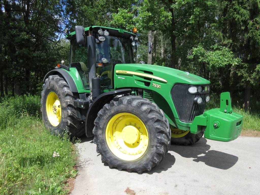John Deere 7930, Tractors, Agriculture
