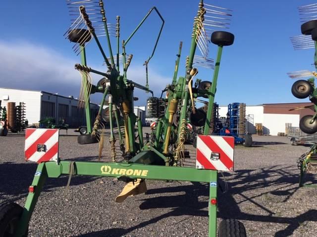 Krone SWADRO 700, Strängläggare, Lantbruk