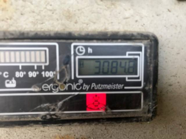 Putzmeister BSF 40ZZ.16H, Boom Pumps, Construction Equipment