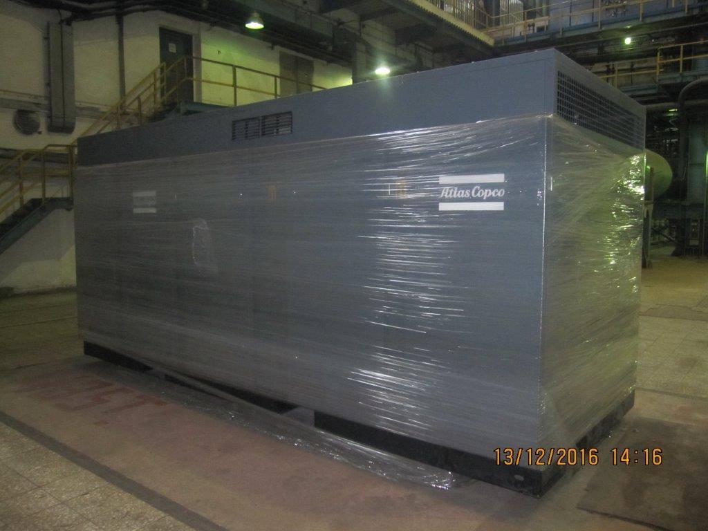 Atlas Copco ZH 10.000 - 6kV, Kompresory, Maszyny budowlane