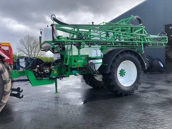 CHD D4028, Getrokken spuitmachines, Landbouw