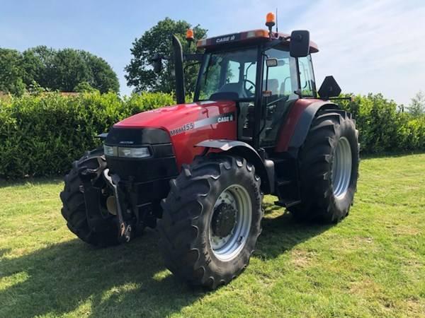 Case IH MXM 155, Tractoren, Landbouw