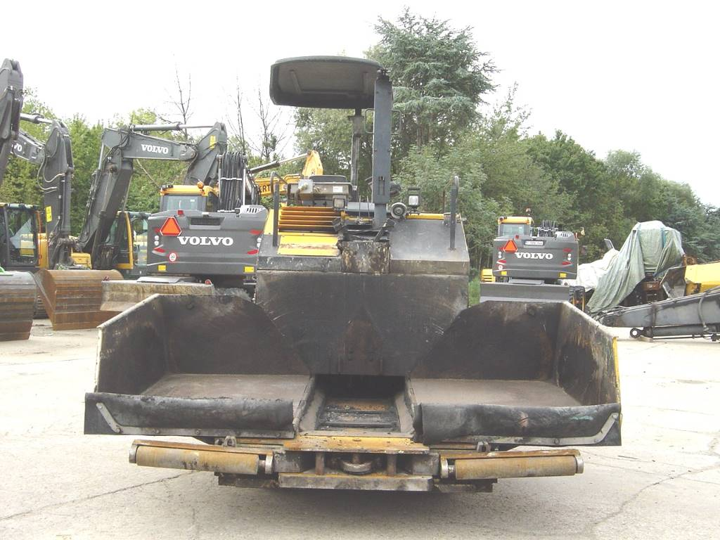 ABG Titan 2820, Asphalt pavers, Construction Equipment