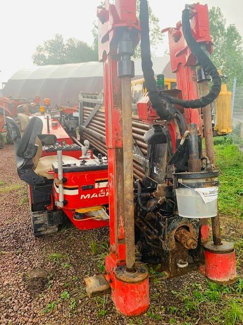 Ditch Witch JT 1720, Horisontell borrutrustning, Entreprenad