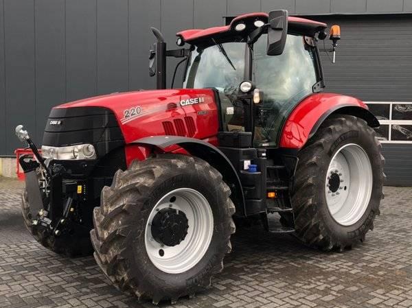 Case IH Puma 220 CVX, Tractoren, Landbouw
