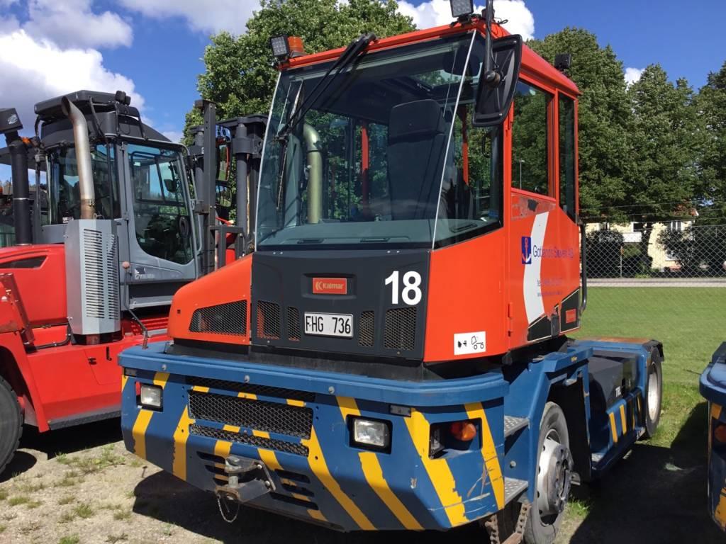 Kalmar TRL618i, Terminal tractors, Material Handling