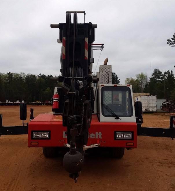 Link-Belt HTC-8690, All Terrain Cranes and Hydraulic Truck Cranes, Construction Equipment