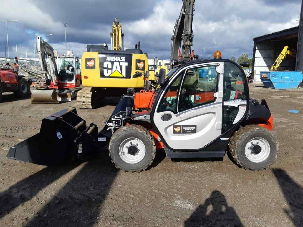 Manitou MT420H *UTHYRES / FOR RENT*, Teleskoplastare, Entreprenad