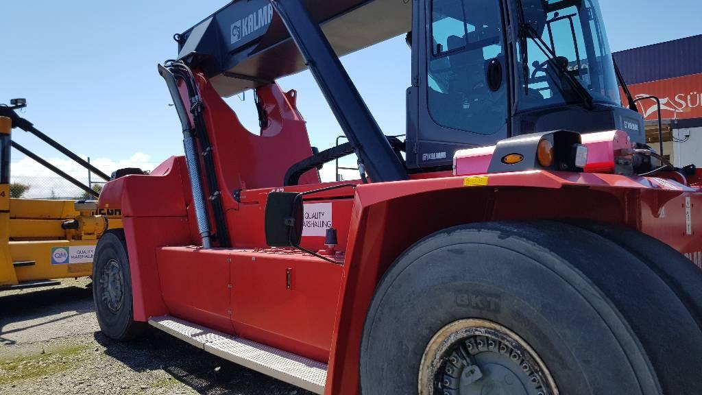 Kalmar DRG 450 - 655S5, Reachstackers, Material Handling