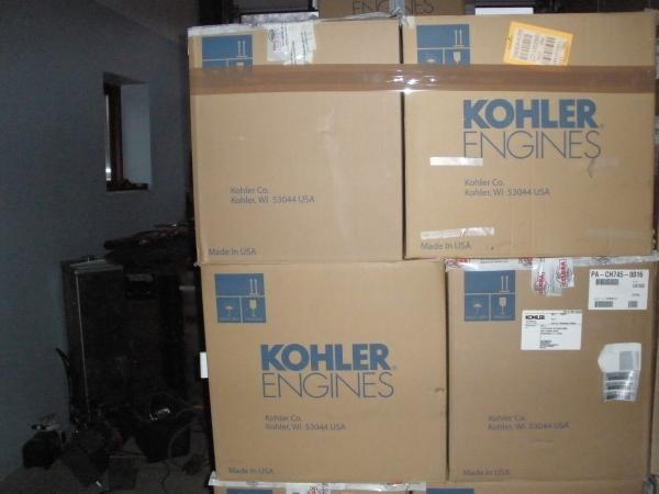 ... Kohler 25hp 28hp utility machines Year: 2007 for sale - Mascus USA