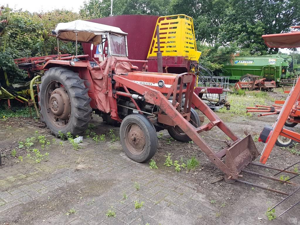 Massey Ferguson 155, Tractoren, Landbouw
