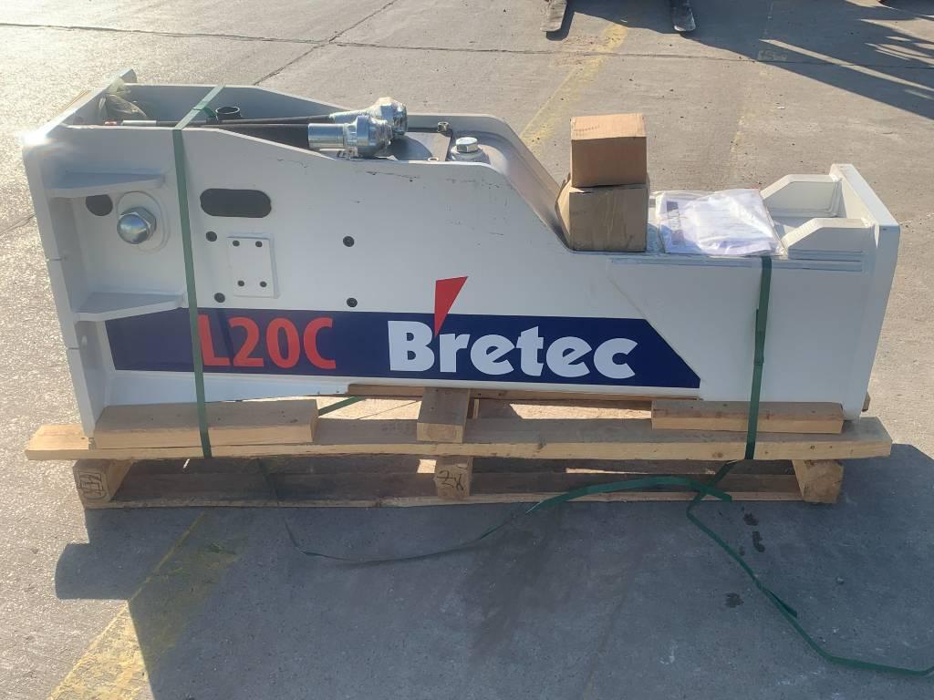 [Other] BRETEC L20C, Hammers / Breakers, Construction