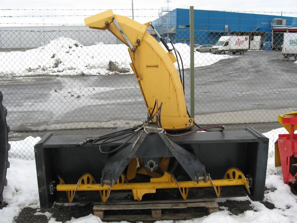 Optimal snöfräs 2400, Snöslungor och -fräsar, Lantbruk