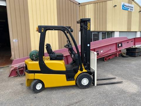 Yale glp20lx, LPG counterbalance Forklifts, Material Handling
