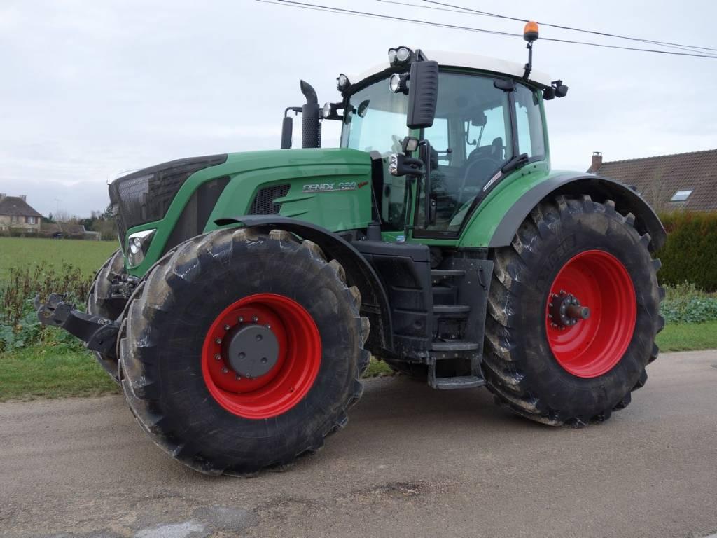 Fendt 939 Profi Plus S4, Tracteur, Agricole