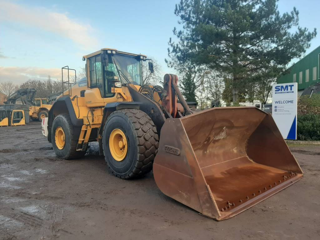 Volvo L180H, Wheel Loaders, Construction Equipment