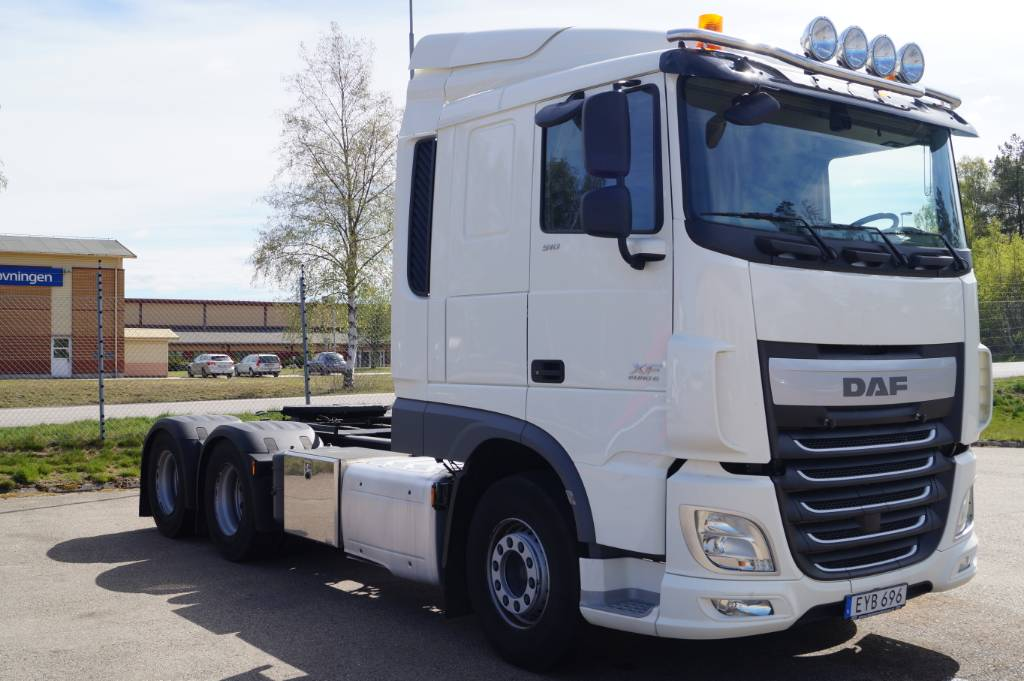 DAF XF510, Dragbilar, Transportfordon