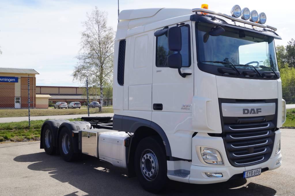 DAF XF510 Dragbil, Conventional Trucks / Tractor Trucks, Trucks and Trailers