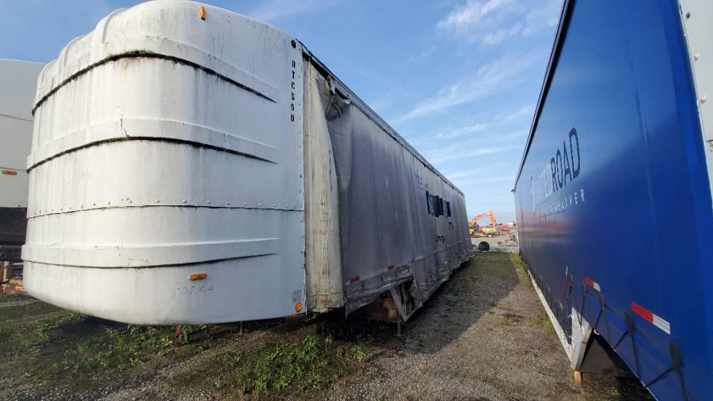 61059 Utility Enclosed, Car Haulers, Trucks and Trailers