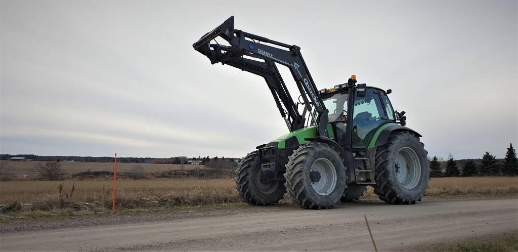 Deutz-Fahr Agrotron 135, Traktorit, Maatalous