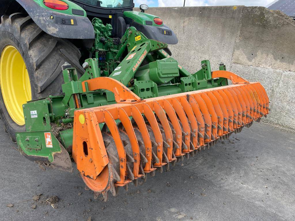 Amazone KE 303, Power Harrows And Rototillers, Agriculture