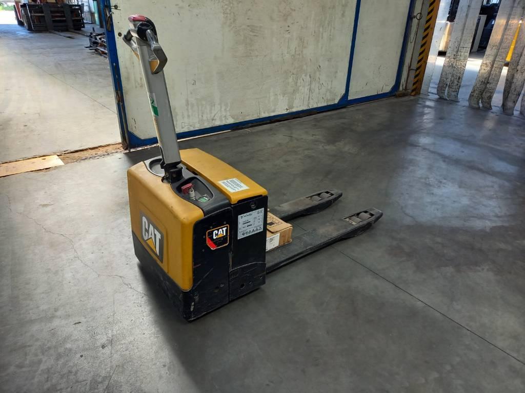 Caterpillar NPP16M, Low lifter, Material Handling